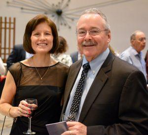 Susan and Mark McDonald