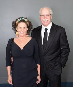 Honoree Rich Boehne and wife Lisa