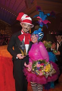 2nd Place in Dance- Pro Alyenendrov Tsrokean and celeb Pam Kravetz