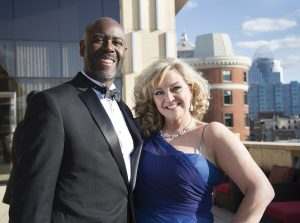 Terrence and Joyce Harrison