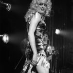 "Todd Almond in ""Hedwig and the Angry Inch."" (2001). Photo by Sandy Underwood"