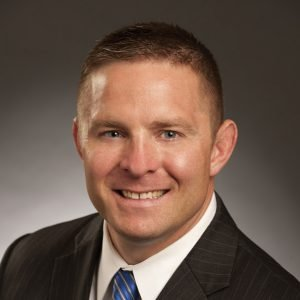 T. J. Davis Jr., VP of Wealth Management at U.S. Bank, is chair of the 2018 Bethany House Golf Classic.