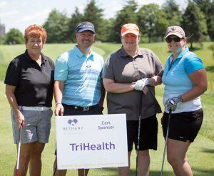 TriHealth Team #1b at last year's Classic