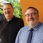 CAST board members Kevin Reynolds and Mike Boberg