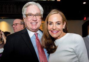 Dr. Bill Tobler and Terri Tobler