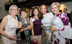 Mary Chris Hiance, Peggy Troutmann, Ginny Corsini, Terri Tobler and Carol Hinckley