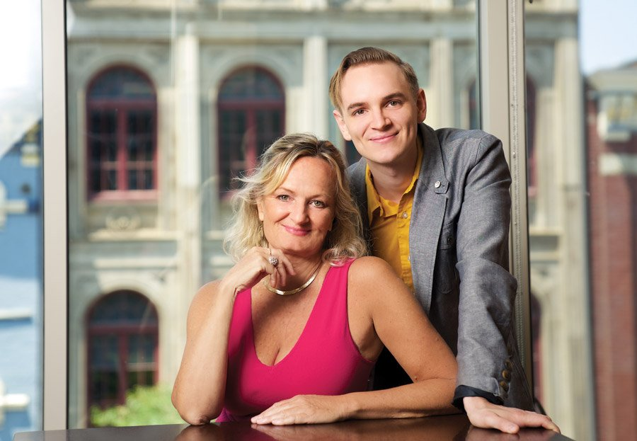 Heidi Yenney and Coleman Itzkoff will both be performing during Summermusik.