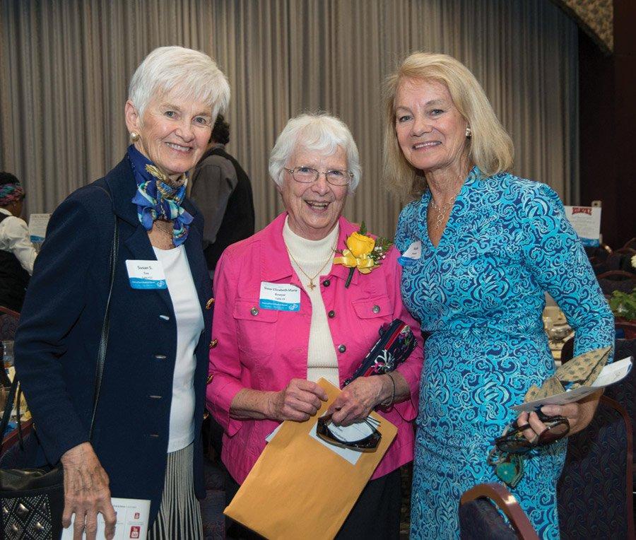 Partners In Action Luncheon Raises $380K