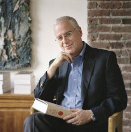 Author Ron Chernow will speak at the Aronoff Center.