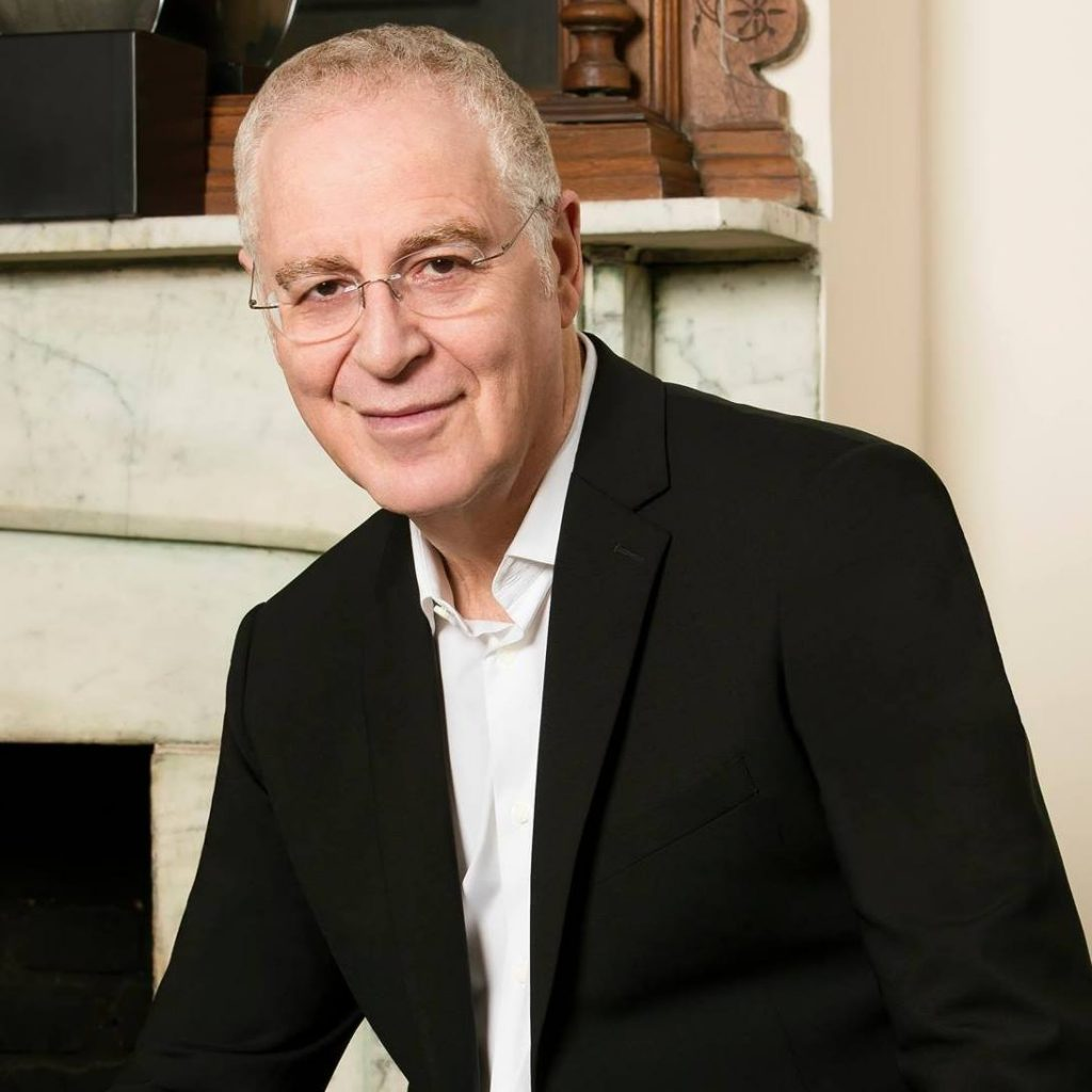 Author Ron Chernow