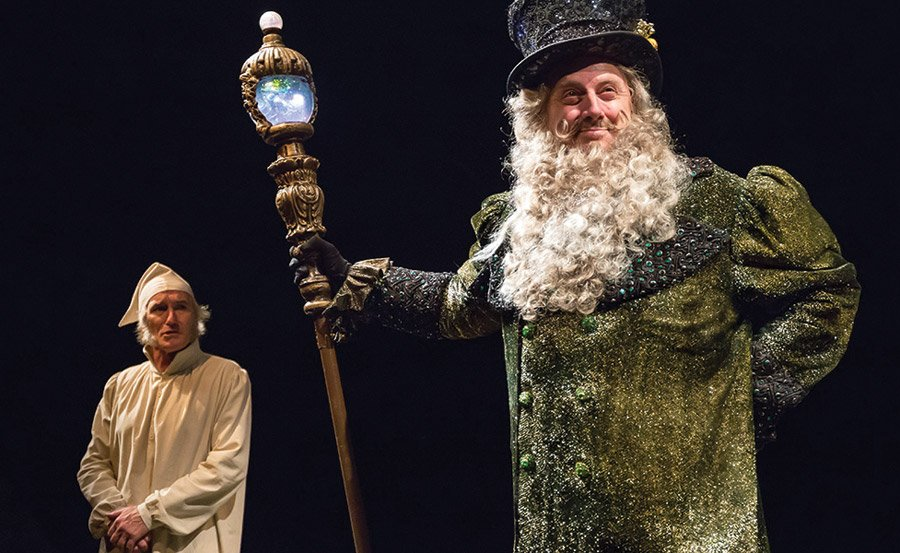 "Dickens' ""A Christmas Carol"" at Playhouse in the Park"