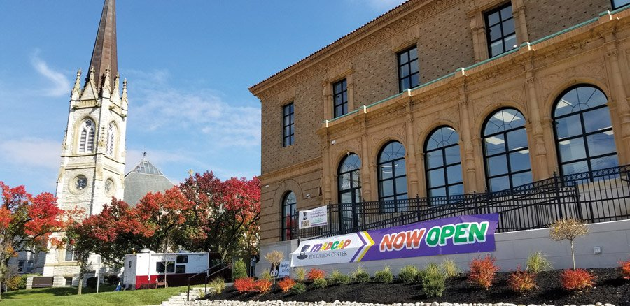 The new Madcap Education Center in Westwood