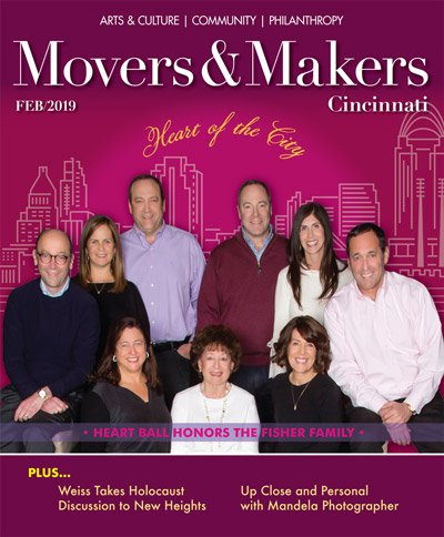 Movers & Makers February 2019 cover