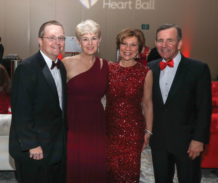 AHA Heart Ball 2019